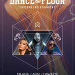 Free Dance Floor Party Flyer Template