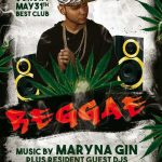 Free Reggae Party Flyer and Poster Template