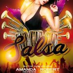 Free Salsa Party Flyer Template