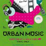 Free Urban Music Party Flyer and Poster Template
