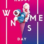 Free Women Day Party Flyer Template