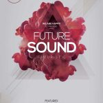 Future Sound Party Free Flyer Template