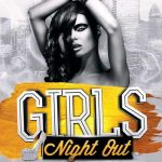 Girls Night Out Vol 2 Free Flyer Template