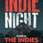Indie Night Free Flyer Template