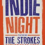 Indie Rock Concert Free Flyer Template