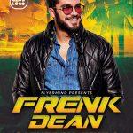 DJ Frank Free Club Flyer Template