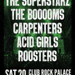 Rock Festival Free Flyer Template